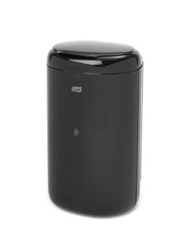 564008 Tork műanyag mini hulladékgyűjtő, fekete (B3 rendszer)