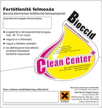 Bioccid kísérőmatrica
