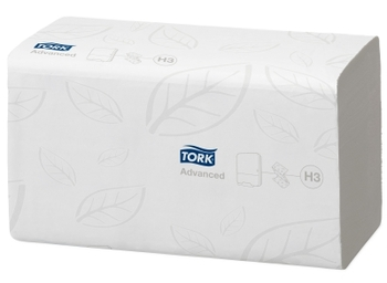 290163 Tork Soft Singlefold (Z hajtogatású) kéztörlő (H3 rendszer)