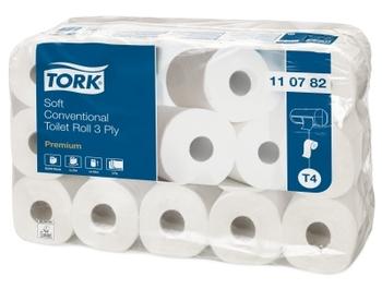 110782 Tork Premium kistekercses toalettpapír (T4 rendszer)
