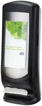 272211 Tork Xpressnap nagy kapacitású szalvétaadagoló, fekete (N4 rendszer)