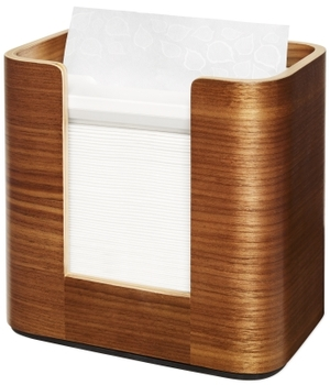 273003 Tork Xpressnap Snack asztali szalvétaadagoló, fa (N10 rendszer)