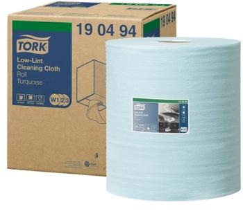 190494 Tork szöszszegény tisztítókendő, tekercses (W1/W2/W3)