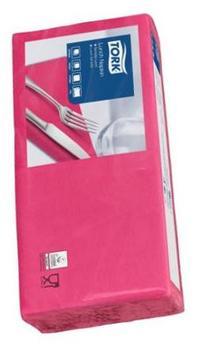 477155 Tork rózsaszín Lunch szalvéta