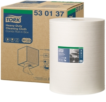 530137 Tork Premium Multipurpose Cloth 530 Uniroll (W1/W2/W3 rendszer)