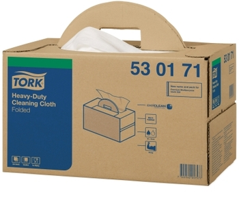 530171 Tork Premium Multipurpose Cloth 530 Handy Box