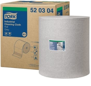 520304 Tork Premium Multipurpose Cloth 520 Jumbo roll (W1 rendszer)