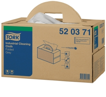 520371 Tork Premium Multipurpose Cloth 520 Handy Box