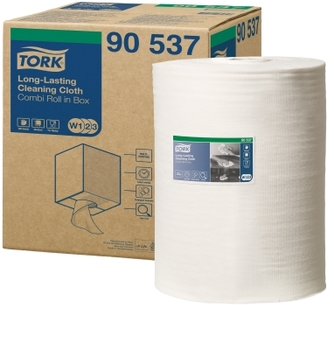 90537 Tork Premium Specialist Cloth Sensitive Cleaning Uniroll (W1/W2/W3 rendszer)