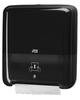 551008 Tork műanyag tekercses kéztörlő adagoló, fekete (H1 rendszer)