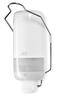 560100 Tork műanyag folyékonyszappan adagoló könyökkarral, fehér (S1 rendszer)