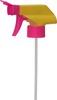 Chef HSZM (sárga-magenta színű, kétfunkciós, habosító/permetező szórófej, menettel)