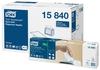 15840 Tork Premium interfolded 1/4 hajtogatott adagolós szalvéta (N4 rendszer)