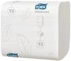 114271 Tork Advanced hajtogatott toalettpapír (T3 rendszer)
