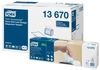 13670 Tork Xpressnap Extra Soft levélmintás fehér adagolós szalvéta (N4 rendszer)