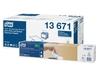 13671 Tork Xpressnap Snack Extra Soft levélmintás fehér adagolós szalvéta (N10 rendszer)