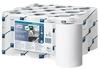 473474 Tork Reflex törlőpapír plusz, mini belsőmagos tekercs, 2rtg, fehér, (M3)